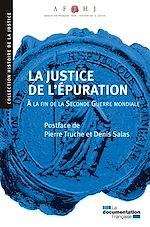 Téléchargez le livre :  La justice de l'épuration