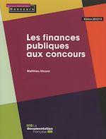 Download this eBook Les finances publiques aux concours