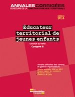 Download this eBook Educateur territorial de jeunes enfants 2014