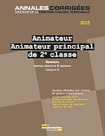 Download this eBook Animateur - Animateur principal 2e classe 2015. Concours