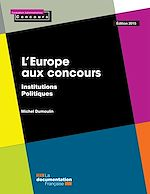 Download this eBook L'Europe aux concours