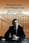 Télécharger le livre :  Entretiens avec Jean-Philippe Lecat