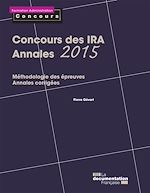 Download this eBook Concours des IRA - Annales 2015