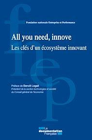 Téléchargez le livre :  All you need, innove