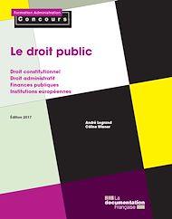 Téléchargez le livre :  Le droit public