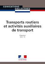 Téléchargez le livre :  Transports routiers et activités auxiliaires du transport