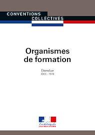 Téléchargez le livre :  Organismes de formation