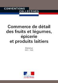 Téléchargez le livre :  Commerce de détail des fruits et légumes, épicerie et produits laitiers