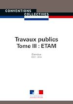 Download this eBook Travaux publics : Etam