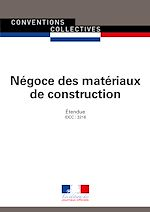 Download this eBook Négoce des matériaux de construction