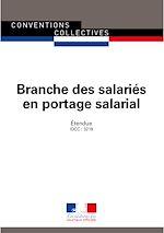 Download this eBook Branche des salariés en portage salarial