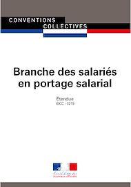Téléchargez le livre :  Branche des salariés en portage salarial