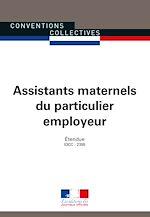 Download this eBook Assistants maternels du particulier employeur