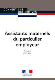 Téléchargez le livre :  Assistants maternels du particulier employeur