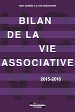 Download this eBook Bilan de la vie associative 2015-2016