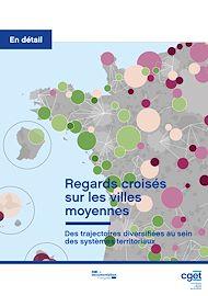 Téléchargez le livre :  Regards croisés sur les villes moyennes