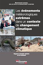 Téléchargez le livre :  Les événements météorologiques extrêmes dans un contexte de changement climatique