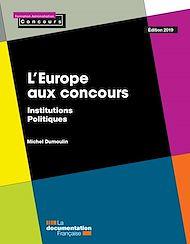 Téléchargez le livre :  L'Europe aux concours - Édition 2019