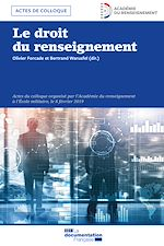 Download this eBook Le droit du Renseignement