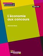Téléchargez le livre :  L'économie aux concours - Édition 2020