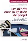 Télécharger le livre :  Les achats dans la gestion de projet - La méthode DEMAP, point clef clef de la réussite