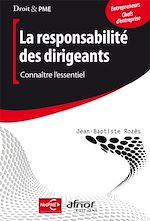 Télécharger cet ebook : La responsabilité des dirigeants