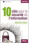 Télécharger le livre :  10 clés pour la sécurité de l'information - ISO/CEI 27001