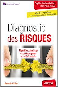 Téléchargez le livre :  Diagnostic des risques - Identifier, analyser et cartographier les vulnérabilités