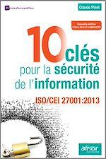 Download this eBook 10 clés pour la sécurité de l'information