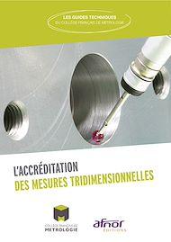 Téléchargez le livre :  L'accréditation des mesures tridimensionnelles