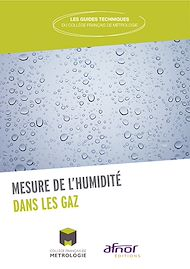 Téléchargez le livre :  Mesure de l'humidité dans les gaz