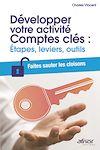 Télécharger le livre :  Développer votre activité Comptes clés : Étapes, leviers, outils