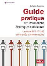 Download this eBook Guide pratique des installations électriques extérieures