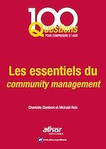 Download this eBook Les essentiels du community management