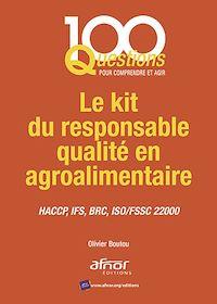 Télécharger le livre : Le kit du responsable qualité en agroalimentaire