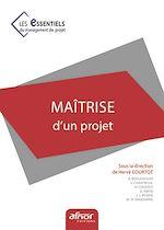 Download this eBook Maîtrise d'un projet