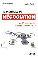 Download this eBook 45 tactiques de négociation