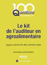 Download this eBook Le kit de l'auditeur en agroalimentaire
