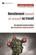 Download this eBook Harcèlement moral et sexuel au travail