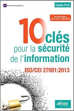 10 clés pour la sécurité de l'information