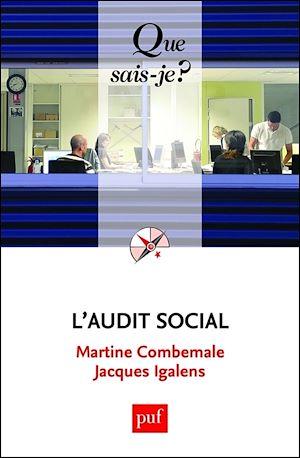 Téléchargez le livre :  L'audit social