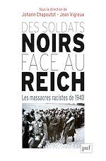 Téléchargez le livre :  Des soldats noirs face au Reich
