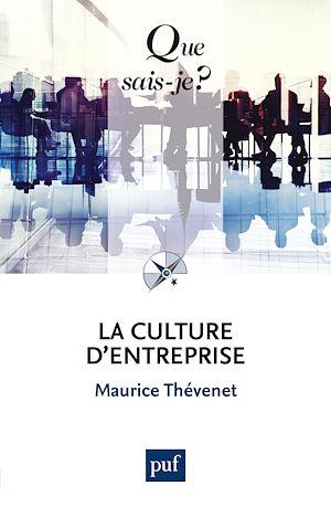 Téléchargez le livre :  La culture d'entreprise