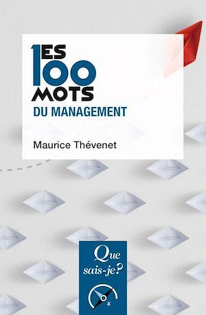 Téléchargez le livre :  Les 100 mots du management