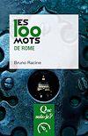Télécharger le livre :  Les 100 mots de Rome