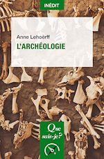 Téléchargez le livre :  L'archéologie