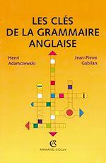 Téléchargez le livre :  Les clés de la grammaire anglaise
