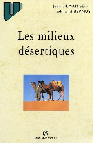 Téléchargez le livre :  Les milieux désertiques