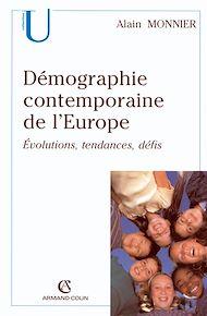Téléchargez le livre :  Démographie contemporaine de l'Europe