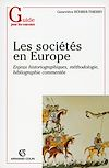 Télécharger le livre :  Les sociétés en Europe